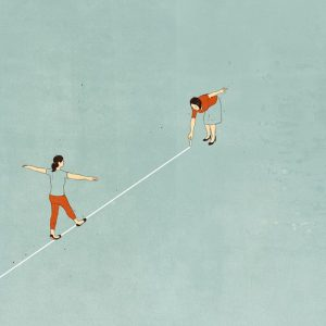 Illustration by Alessandro Gottardo